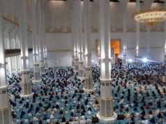 Grande Mosquée d'Alger, Abdelmadjid Tebboune, prière du vendredi , coronavirus