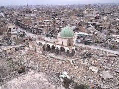 Irak, Mossoul, UNESCO, mosquée Al-Nouri