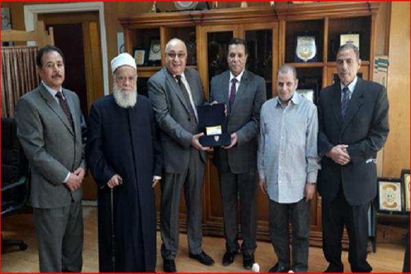 Egypte, Caire, Abdul Basit Abdul Samad
