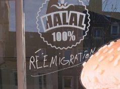 France, Dijon, restaurants halal