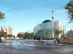 mosquée ,Jersey City