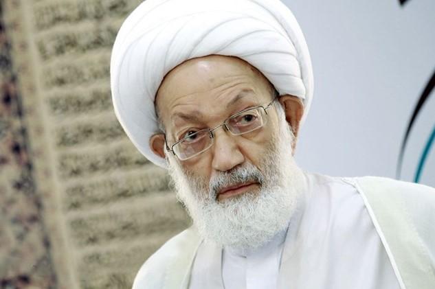 cheikh Issa Qassem, Israël, Bahreïn