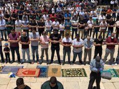 mosquée Al-Aqsa, Jérusalem, musulmans
