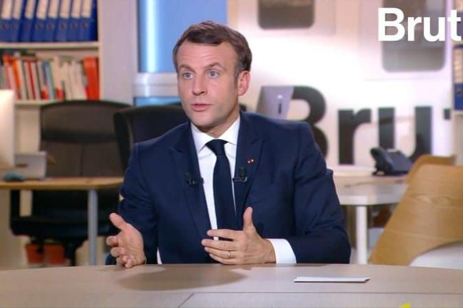 Emmanuel Macron, Francea