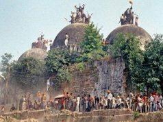 Inde, musulmans, mosquée de Babri