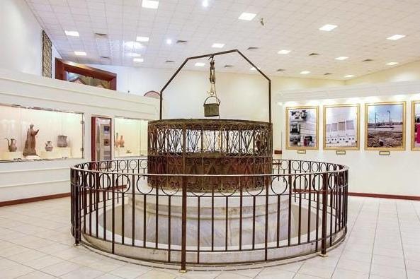 puits de Zamzam, Arabie saoudite, musulmans, Grande Mosquée de La Mecque