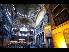 Recep Tayyip Erdogan, mosquée Sainte-Sophie