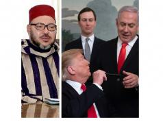 Israël, Maroc