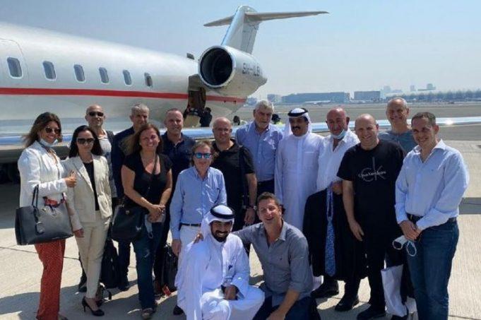 Israël, EAU, touristes israéliens