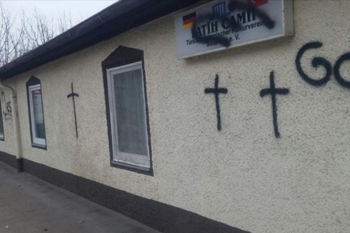 Allemagne, mosquée Fatih