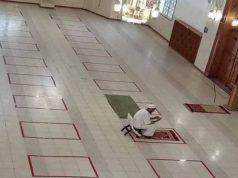 Algérie, prière du vendredi,