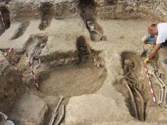 Espagne , Saragosse, tombes musulmanes, islam
