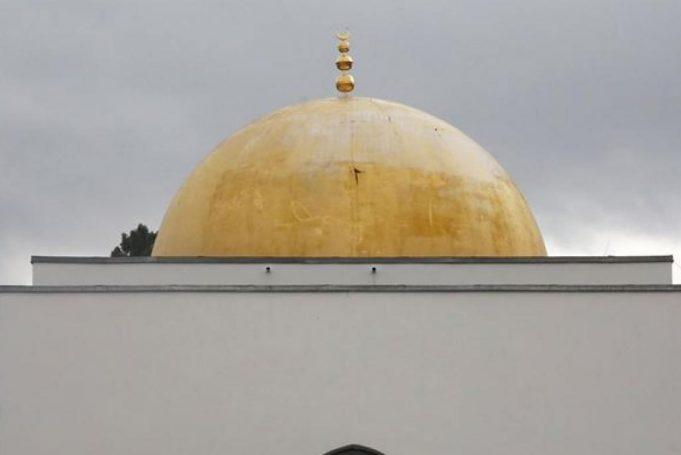 France, Dijon, mosquée