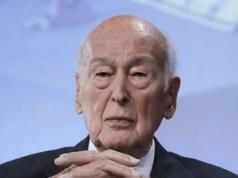 Valéry Giscard d'Estaing, France