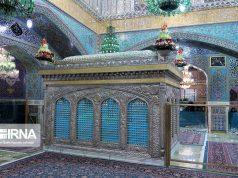 Iran, Machhad , mausolée de l'Imam Reza