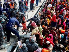 Bangladesh, rohingyas