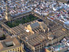 Espagne, cathédrale de Cordoue