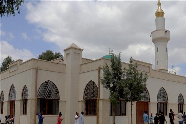 Éthiopie, mosquée Najashi, Saint Prophète (PBUH)