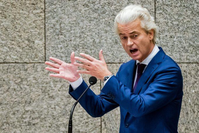 Pays-Bas , parti de Wilders