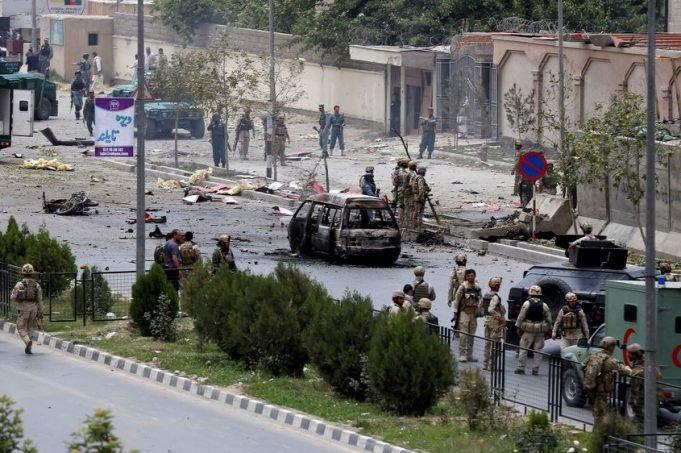 Afghanistan, talibans