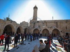 Gaza, prière du vendredi