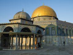 Jordanie, mosquée al-Aqsa , Israël