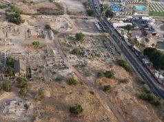 Tibériade, église byzantine, mosquée Al-Juma, Palestine occupée