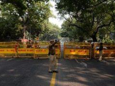 Inde, New Delhi ,ambassade israélienne