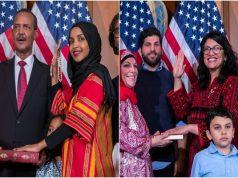 Etats-Unis, Congrès, Ilhan Omar , Rashida Talib
