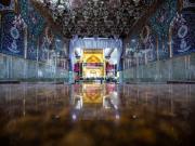 sanctuaire sacré d'al-Abbas, Irak