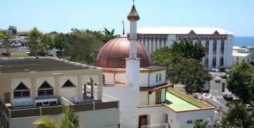 France, l'île de la Réunion, islam, Emmanuel Macron