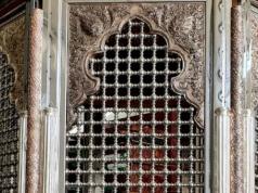 sanctuaire sacré d'al-Abbas (p)