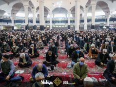 Iran, prières du vendredi , Qom