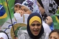Brésil, musulmans