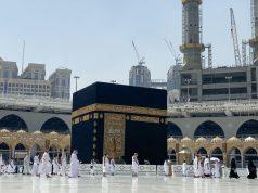 Grande Mosquée de La Mecque, Omra