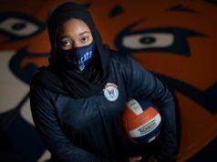 Najah Aqeel, États-Unis, hijab