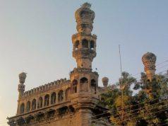 Inde, mosquée Qutb Shahid