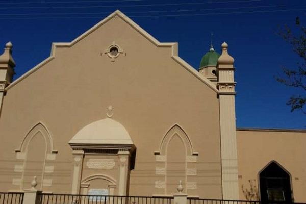 cimetière musulman, Afrique du Sud, ville de Cap