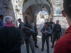 Cisjordanie, Al Aqsa, mosquée Al-Aqsa