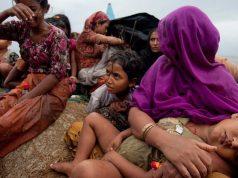 Rohingyas, Birmanie
