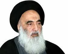 Ayatollah Sistani, sajdah