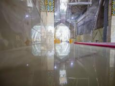 sanctuaire sacré d'al-Abbas (p), Irak, Karbala