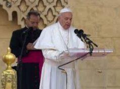 terrorisme, Irak, Pape