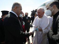 Pape François , Irak
