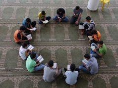Gaza, compétition coranique