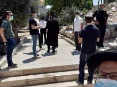 colons israéliens, mosquée Al-Aqsa