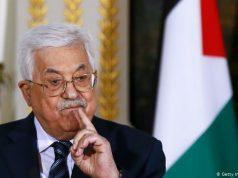 Grand Ayatollah Sistani, Palestine, Mahmoud Abbas
