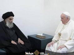 Pape, Ayatollah Sistani