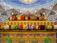 Irak, sanctuaire sacré d'Al-Abbas, Imam Al-Hussein