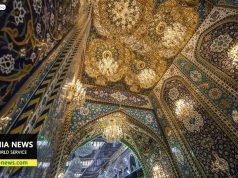 sanctuaire sacré de l'Imam Hussein (AS)